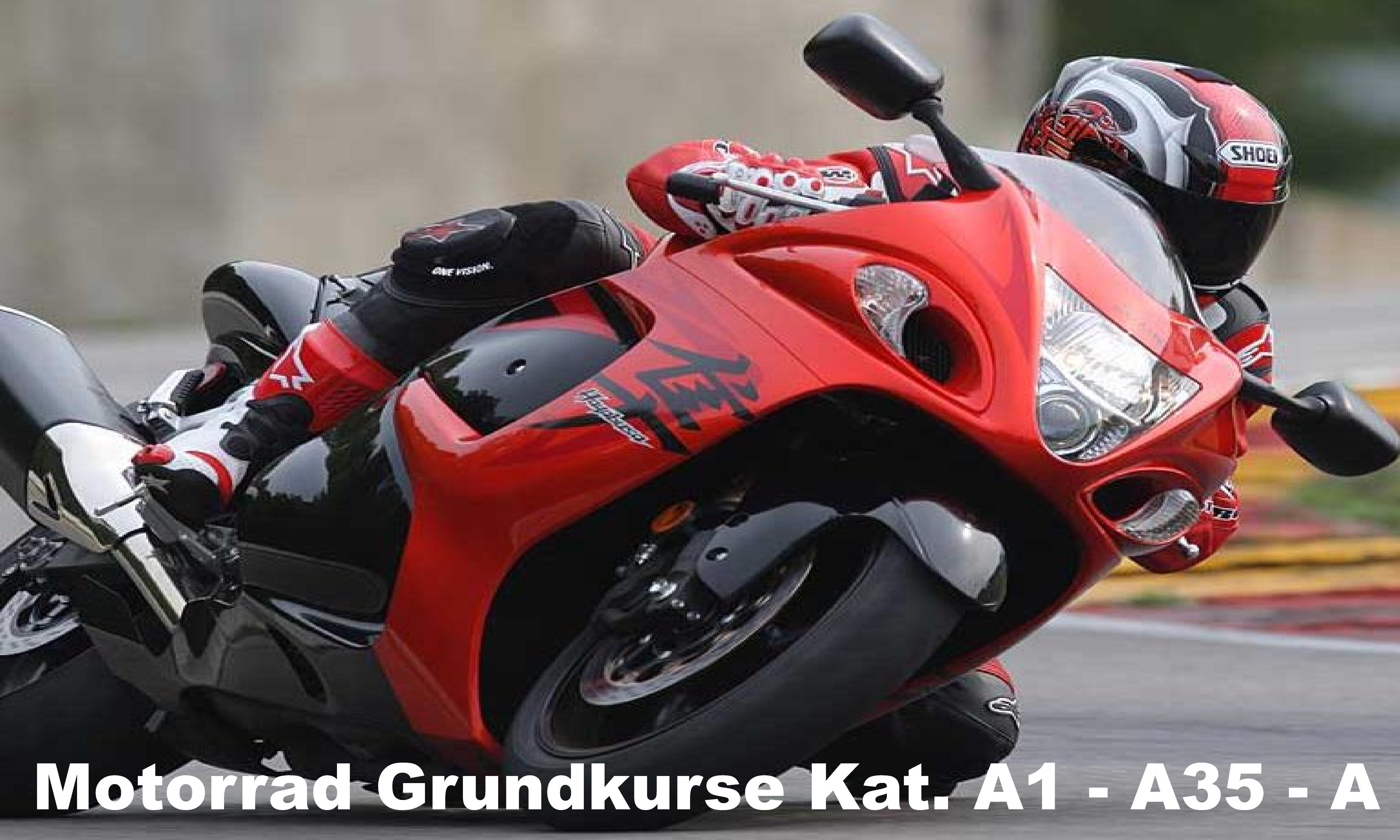 Motorrad Grundkurs