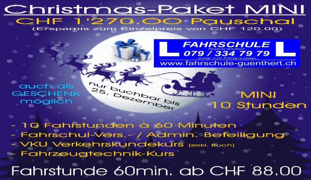 Christmas Paket