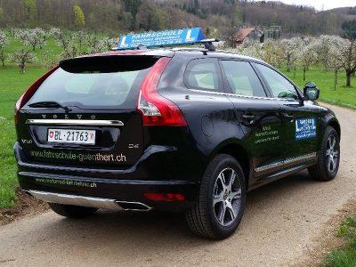 Fahrschule Basel Fahrzeug